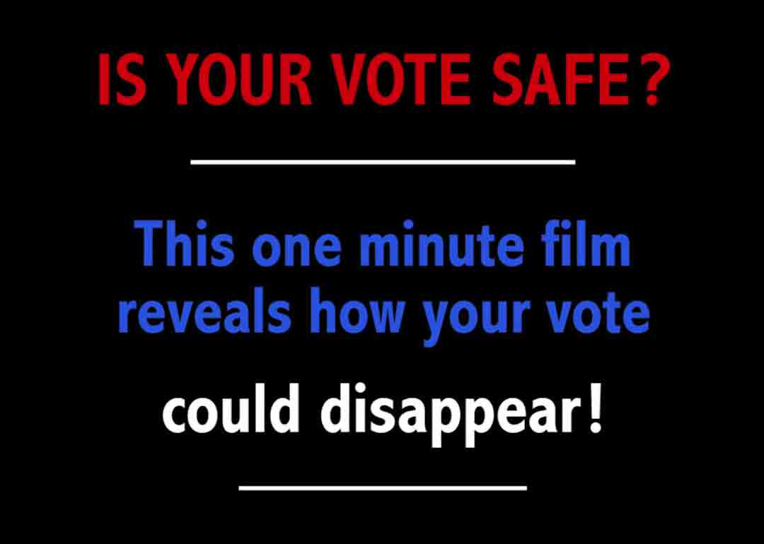 elections at risk call to action 1 minute cilp